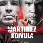 Maravilla Martínez se sube al ring el 5 de diciembre