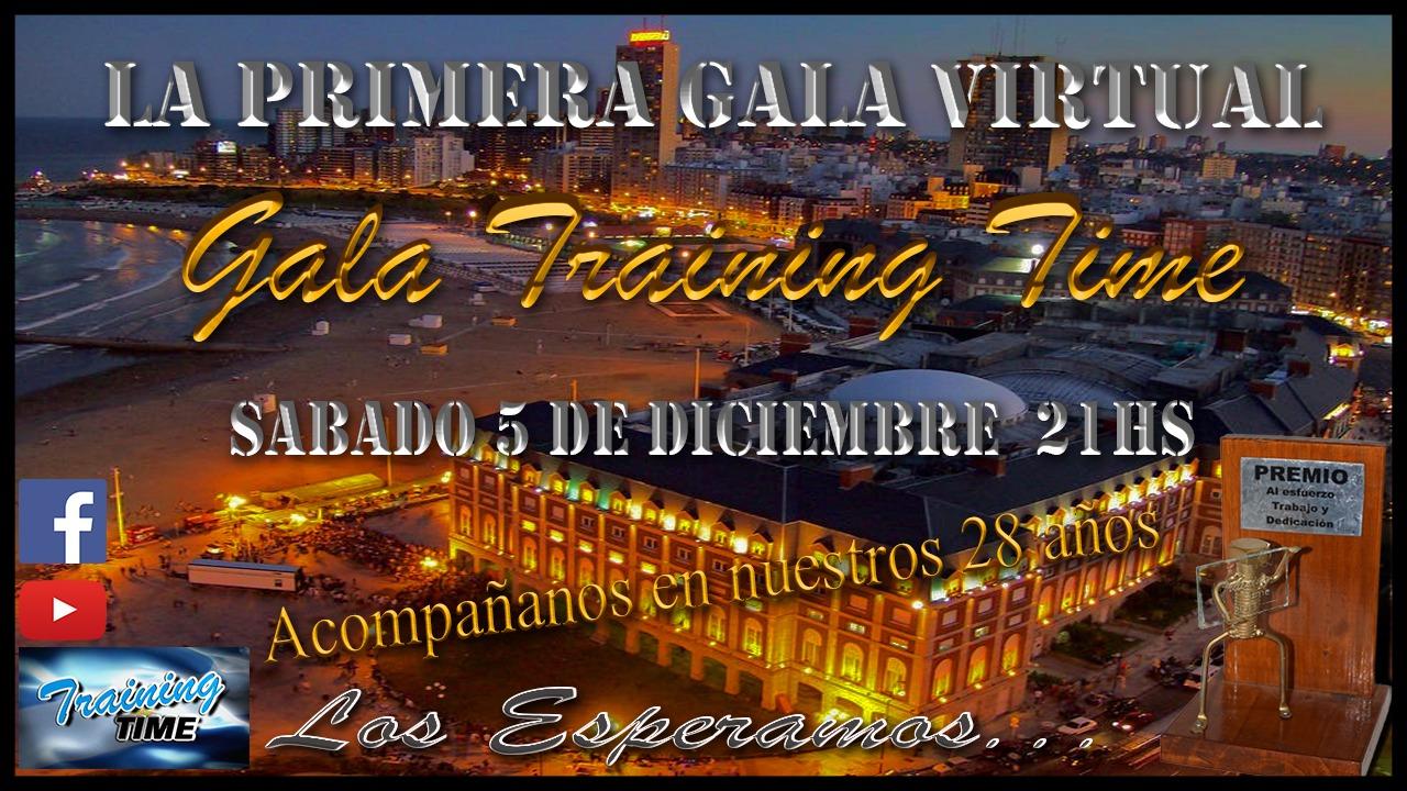 Gala de Training Time 2020
