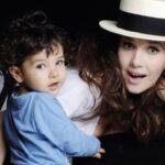 Natalia Oreiro habló del rol de Ricardo Mollo como papá y de la crianza de su hijo