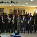 Encuentro de Veteranos de Guerra de Perú y Argentina
