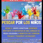 Jornada de Pesca Solidaria por los niños de distintos Comedores Barriales de Mar del Plata
